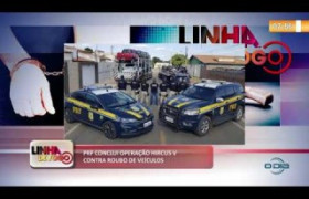 LINHA DE FOGO 03 10  PRF conclui Operação Hircus contra roubo de veículos