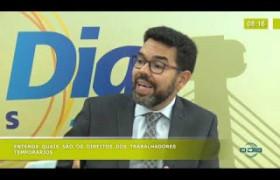 MARCELO NASCIMENTO - AUDITOR FISCAL TRABALHO - DIREITOS DOS TRABALHADORES TEMPORÁRIOS