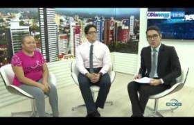 O DIA NEWS 02 10  Cláudio Rocha (oncologista) - Câncer: médico dá dicas para manter bem estar