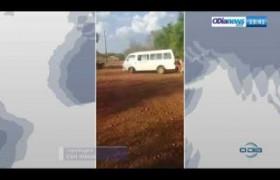 O DIA NEWS 07 10  Crianças são flagradas empurrando transporte escolar em Castelo do Piauí