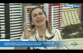 O DIA NEWS 07 10  Francisca Silva (coord. Centro de Apoio Oper. da Infância e Juventude)