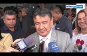 O DIA NEWS 07 10  Gov. Wellignton Dias: expectativa em torno da votação de alguns projetos