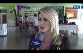 O DIA NEWS 10 10  Del. Anamelka Cadena: luta contra a violência domestica, missão tb na polític