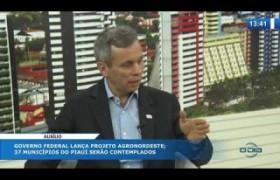 O DIA NEWS 10 10  Luiz Fernando (Chefe geral da EMBRAPA Meio Norte)