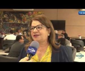 TV O Dia - O DIA NEWS 16 10 Câmara Municipal: aprovado projeto de regularização fundiária