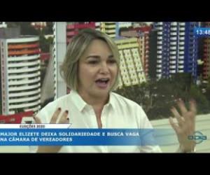TV O Dia - O DIA NEWS 17 10 Major Elizete deixa o Solidariedade e busca vaga na Câmara Municipal