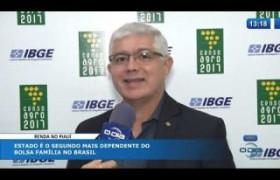 O DIA NEWS 18 10  IBGE divulga resultado de pesquisa nacional