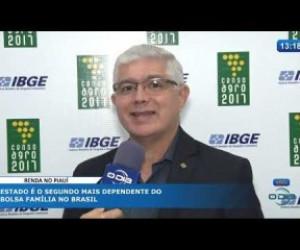 TV O Dia - O DIA NEWS 18 10  IBGE divulga resultado de pesquisa nacional