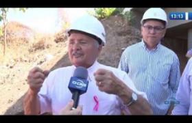 O DIA NEWS 18 10  Sen Elmano Férrer e Pref Firmino Filho visitam obras do viaduto do Merc. do Peix