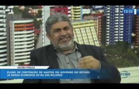 O DIA NEWS (22.10)  ANTÔNIO LUIZ (Superint. Gestão SEFAZ-PI) - Economia de 300 milhões de reais