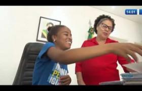 O DIA NEWS (22.10) Jovem da zona rural é Vice-Governadora por um dia