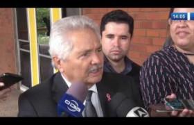 O DIA NEWS (22.10) Sen. Elmano Férrer: manchas de óleo na região Nordeste