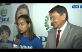 O DIA NEWS (24.10) BRENDA MARIA - Jovem Governadora por um dia