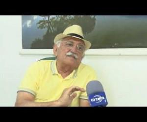 TV O Dia - O DIA NEWS 2ª ed. 17 10  Aguapés do Rio Poti causam preocupação