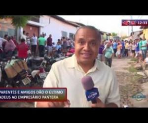 TV O Dia - ROTA DO DIA 22 10 Velório do empresário Edson Ferreira