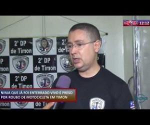 TV O Dia - ROTA DO DIA (22.10) Homem que já foi enterrado vivo é preso por roubo de motocicleta
