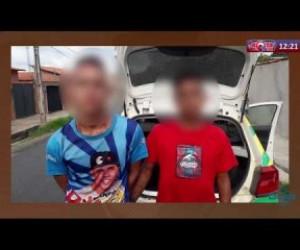 TV O Dia - ROTA DO DIA (23.10) Menores armados são apreendidos na zona sul