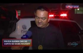 ROTA DO DIA (25.10) Boca de fumo fechada no Dilma Rousseff