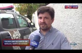 ROTA DO DIA (28.10) Polícia fecha boca de fumo em Batalha, PI