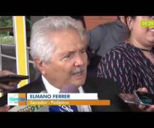 TV O Dia - SENADOR ELMANO FERRER COMENTA SOBRE AS MANCHAS DE ÓLEO NAS PRAIAS DO ESTADO