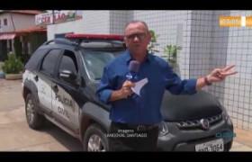 SUSPEITOS DE ARROMBAR COMÉRCIO QUEBRANDO MURO SÃO PRESOS EM TIMON