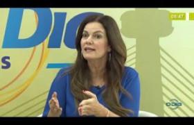 BOM DIA NEWS (04.11.19) Iracema Portela (Dep. Fed. Progressistas) - Mulheres discutem eleições