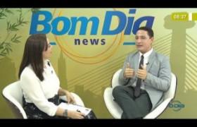 BOM DIA NEWS 06.11  Eliézer Rodrigues (Repórter) - Eleições 2020