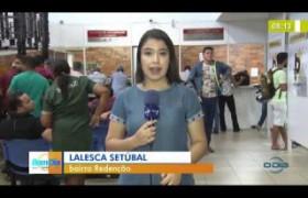 BOM DIA NEWS (08 11) DETRAN RETOMOU O SERVIÇO DE IMPRESSÃO E ENTREGA, QUE ESTAVA SUSPENSO
