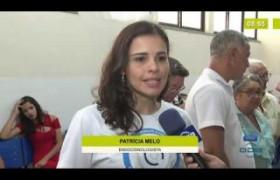 BOM DIA NEWS 12.11.2019  Dia D do Diabetes no Hospital Lineu Araújo