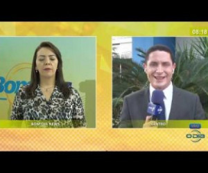 TV O Dia - BOM DIA NEWS 13 11 2019  Pres. Jair Bolsonaro anuncia sua saída do PSL