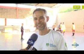 BOM DIA NEWS (18.11) Handebol piauiense se prepara para os jogos escolares em Blumenau-SC