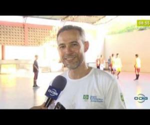 TV O Dia - BOM DIA NEWS (18.11) Handebol piauiense se prepara para os jogos escolares em Blumenau-SC