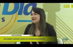 BOM DIA NEWS 20 11 2019 Arlene Torres (Grupo de Mulheres Empreendedoras) - Empreendedorismo Feminino
