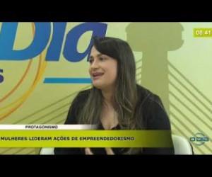 TV O Dia - BOM DIA NEWS 20 11 2019 Arlene Torres (Grupo de Mulheres Empreendedoras) - Empreendedorismo Feminino