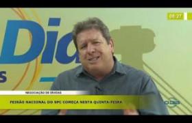 BOM DIA NEWS 21 11 2019  Ulysses Moraes (Superint. CDL) - Negociação de dívidas
