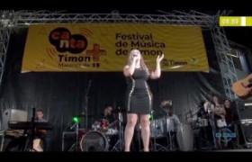 BOM DIA NEWS 26 11 2019  Festival de música de Timon