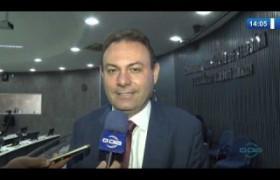 O DIA NEWS (05.11) Jeová Alencar (Pres. Câmara Municipal de Teresina)