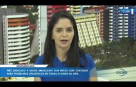 O DIA NEWS (05.11) Marília Bueno Aires (urologista) - Novembro Azul