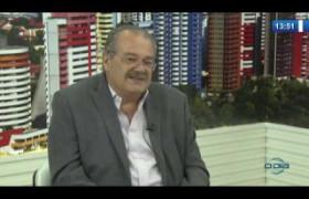 O DIA NEWS 06.11  Inácio Carvalho (vereador PP) - Expansão e integração do metrô