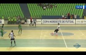 O DIA NEWS 07.11 Copa Nordeste de Futsal