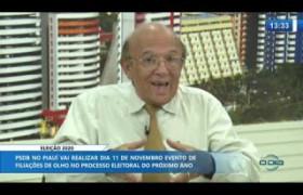 O DIA NEWS 07.11  Edson Melo (Vereador-PSDB) - Eleições 2020