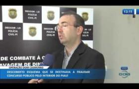O DIA NEWS 07.11  Polícia Civil: Operação Dom Casmurro