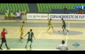 O DIA NEWS 08.11  Copa Nordeste de Futsal