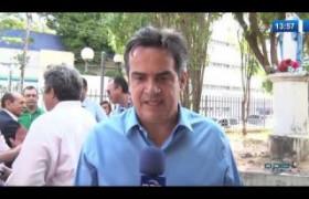 O DIA NEWS 08.11.2019  Ciro Nogueira (Senador PP) - Estratégias do partido para 2020