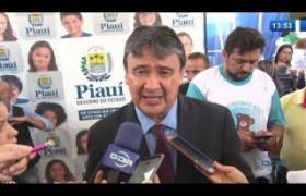 O DIA NEWS 08.11.2019  Gov. Wellignton Dias responde Deputados que eram Secretários
