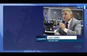 O DIA NEWS 12 11 2019  Luis Lobão (Vereador MDB) - Surpreso com o partido