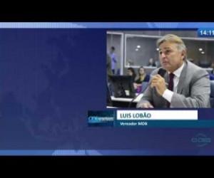 TV O Dia - O DIA NEWS 12 11 2019  Luis Lobão (Vereador MDB) - Surpreso com o partido