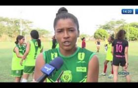 O DIA NEWS 12.11.2019  Futebol feminino: reapresentação do Tiradentes