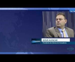 TV O Dia - O DIA NEWS 12.11.2019 Jeová Alencar (Pres. Câmara Municipal de Teresina)