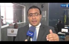O DIA NEWS 13 11 2019  Dr. Lázaro (Ver. Cidadania 23) - Convite de filiação do MDB